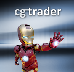 CGTrader 3D model store