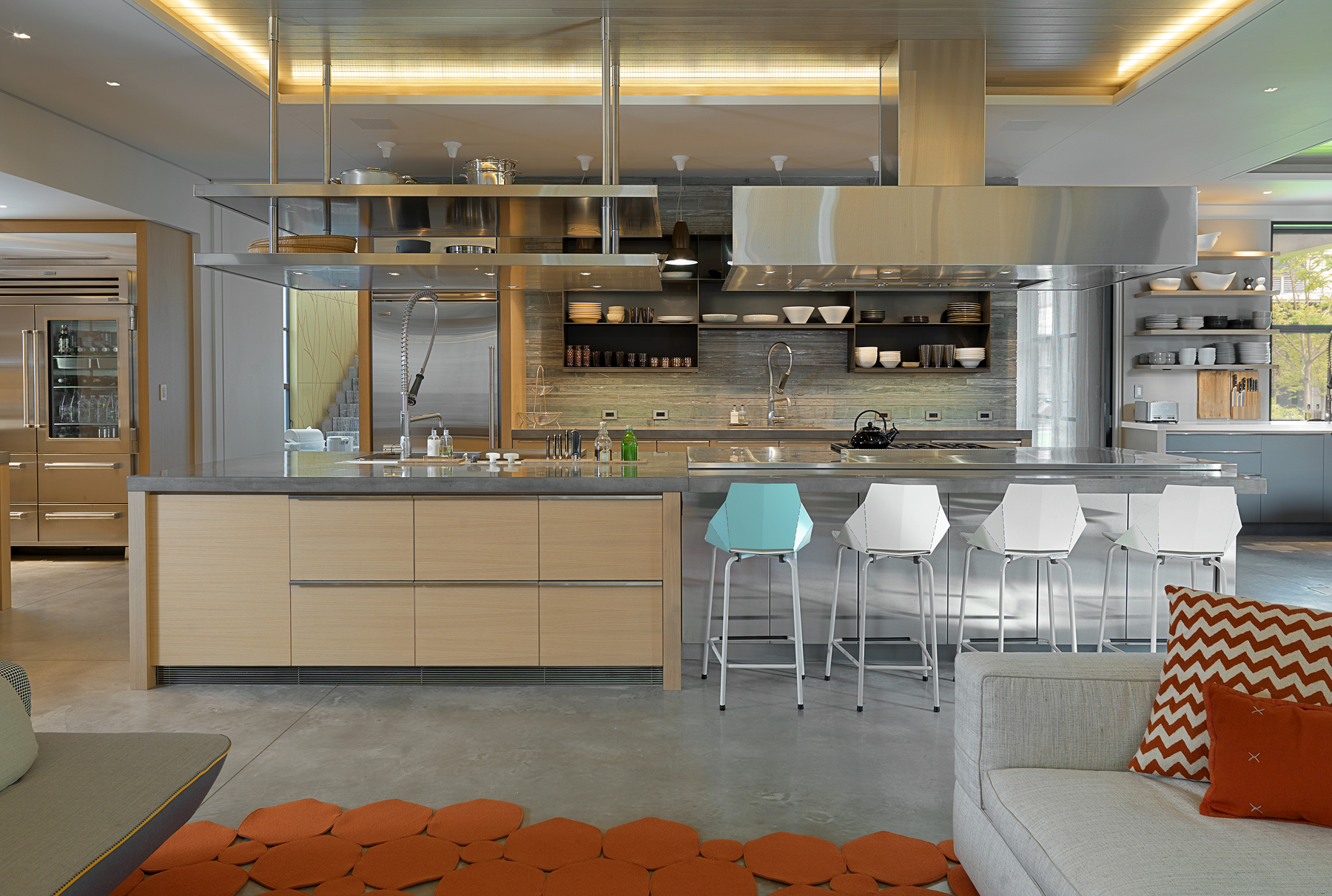 Winning Kitchen Design In Sub Zero And Wolf Regional Kitchen Design  Competition By Architect Adolfo Perez ...