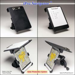 iPro Navigator aviation iPad mount