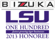 LSU SEI to Honor Bizzuka Web Design as a Member of 2013 LSU 100