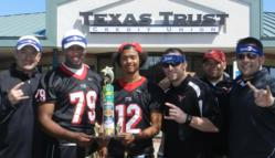Texas Trust Credit Union Donates 30000 and More Than 7000