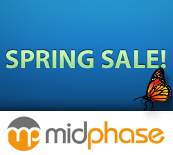 Midphase Hosting Spring Sale