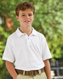 Youth Golf Shirt