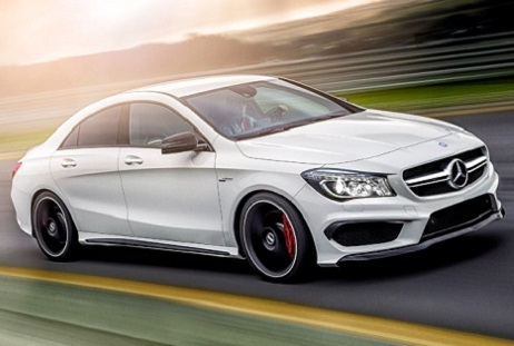 Prestige Motors Ready For The All New 2014 Cla45 Amg