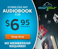 Download an audiobook for only $6.95