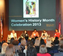 "American CyberSystems Participates in YWCA ""Fireside Chat"" for Women's History Month"