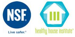 NSF and HHI Logos