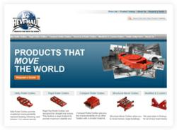 Hevi-Haul CMS Website Redesign
