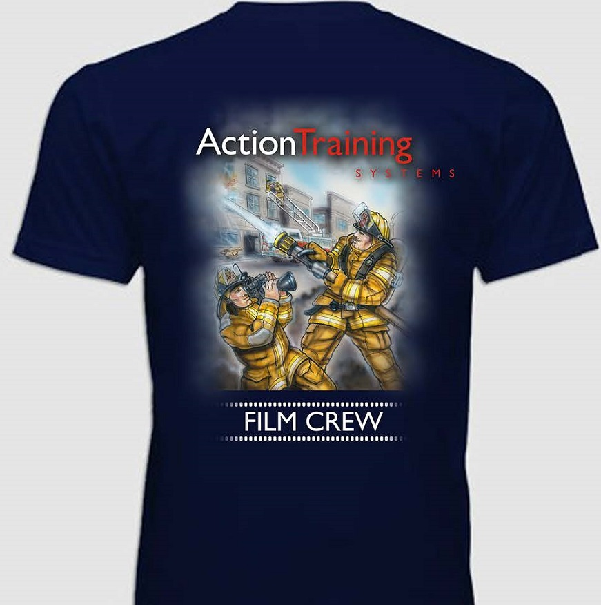 Action Training Systems Releases T Shirt To Benefit The
