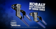 "Kobalt Magnum Grip Campaign: Received a Telly Award in ""Department Store and Mass Retailer"" category"