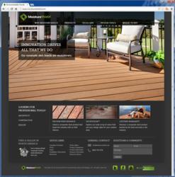 MoistureShield's New Website Design