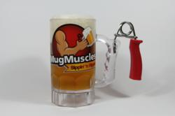 Make the Mug Muscles Beer Mug a reality.  It's time to get Sippin' 'n Rippin'!