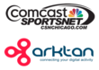 Comcast SportsNet Chicago Partners with Arktan to Bring Interactive Real-Time Social Experiences for Fans
