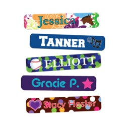 Personalized Clothing Name Labels