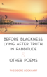 Theodore Lockhart Releases New Book of Poetry Covering Life...