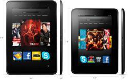 Kindle Fire HD 8.9 VS Kindle Fire HD 7