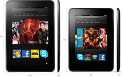Kindle Fire HD 8.9 VS Kindle Fire HD 7