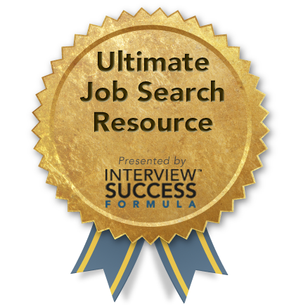Interview success formula releases its top job search resource list