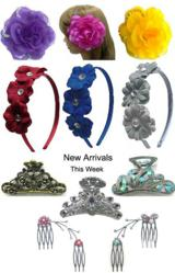 New Arrival of Hair Accessories