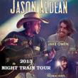 Jason Aldean Tickets: eCity Tickets Announces 2013 Night Train Tour...
