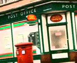 Post Office Exterior