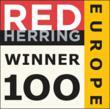 RED HERRING TOP 100 EUROPE WINNER