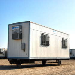 Design Space Modular Buildings mobile office trailers