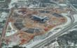 An early spring aerial of Mercy Hospital Joplin which is expected to open in March 2015.