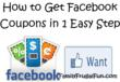 All Facebook Coupons Now Available In One Database