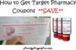 How to Get Target Pharmacy Coupons