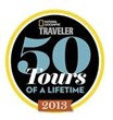 Africa Adventure Consultants' Livingstone adventure was one of 50 trips selected for 2013 Tours of a Lifetime