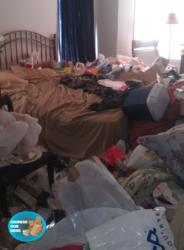 hoarders bedroom