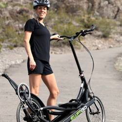 ElliptiGO Hour with Julie Culley on Leisure Fitness Be Fit, Stay Fit Radio