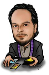 Justin Page, Tarot Master