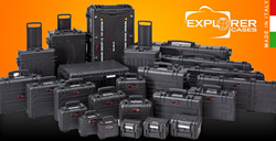 Explorer Cases -- Tough and Durable