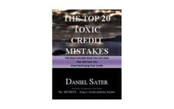 The Top 20 Toxic Credit Mistakes
