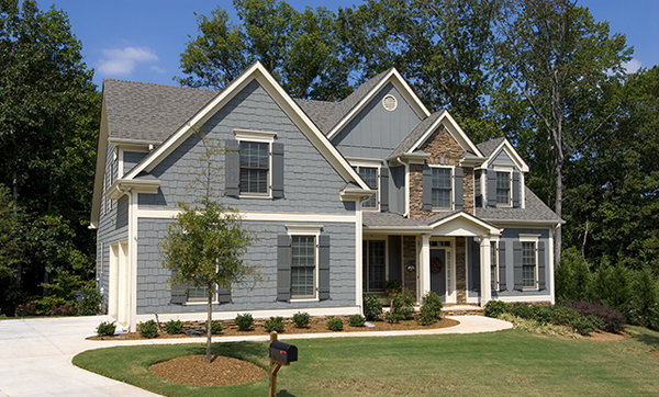 The house designers design house plans for new home market for Traditional house plans two story