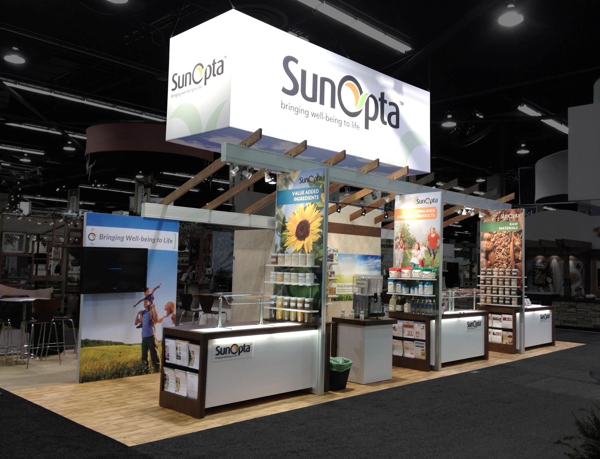 Sunopta United Natural Foods