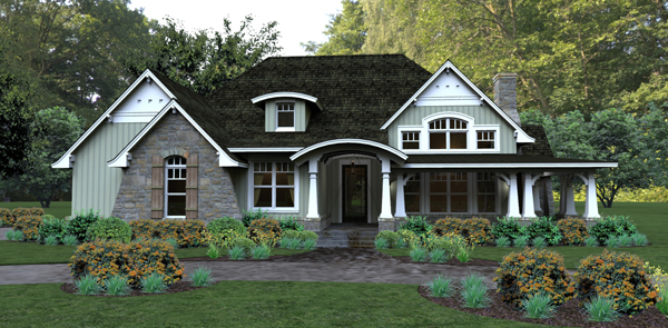 The House Designers Design House Plans For America S Baby