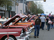 Cruisin' the Chisholm Trail Car Show in Duncan, Oklahoma on April...