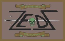 Zombie Preparedness Kit includes MREs