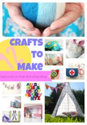 crafts to make at home