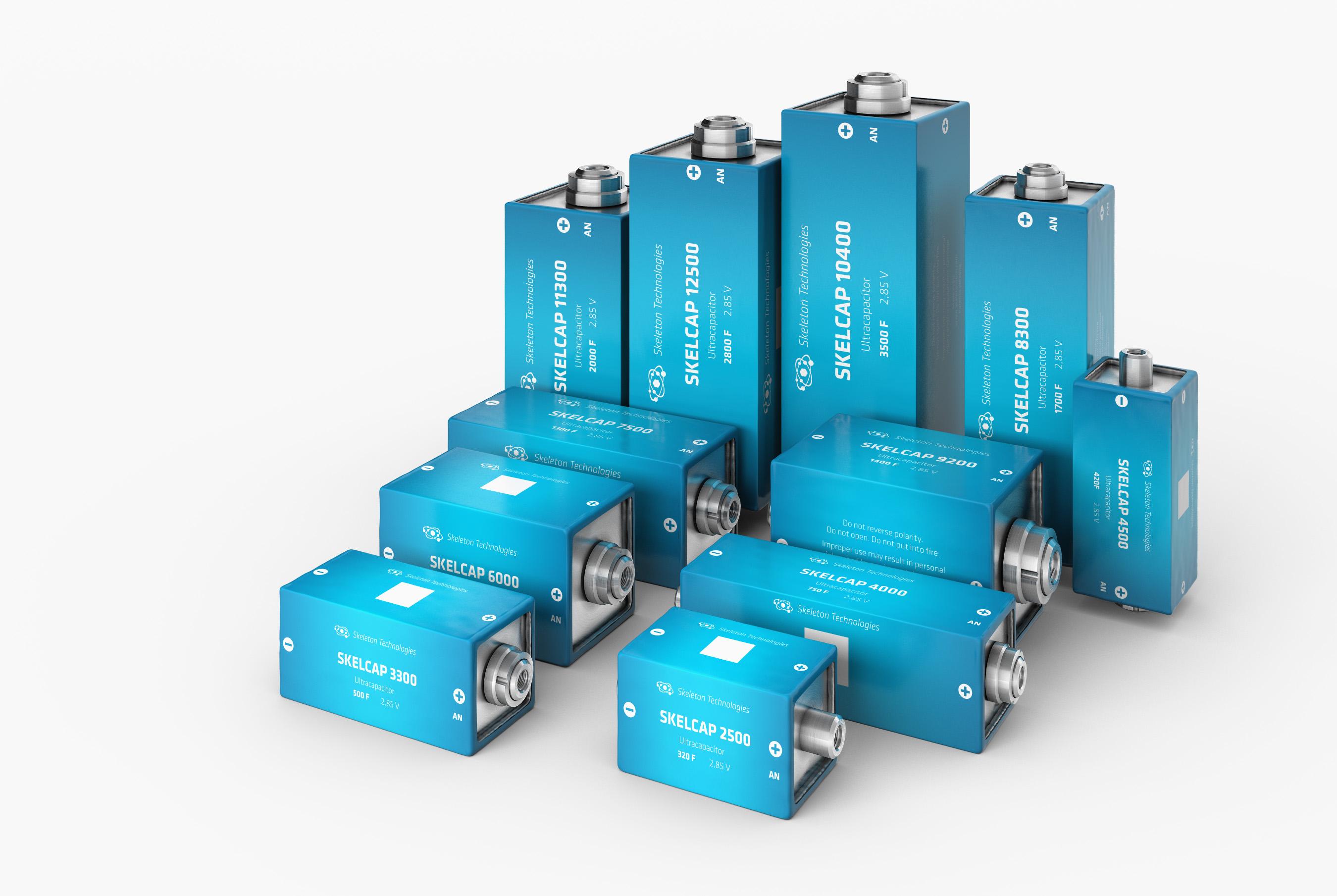 Ultracapacitor Manufacturer Skeleton Technologies Raises € ...