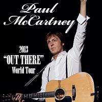 Paul McCartney Tour Tickets