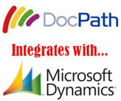 DocPath integrates with Microsoft Dynamics AX