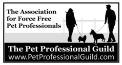 Pet Professional Guild - The Association of Force Free Pet Professionals