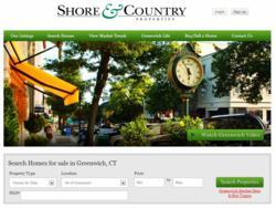 real estate company Greenwich, CT