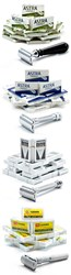 safety razor and blades