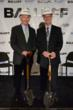 Ky Governor Steve Beshear and Balluff Inc. President Kent Howard