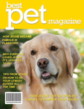 Superstar Cover Model is a Real Dog - YourCover Announces April 2013 Cover of the Month Starring Jessie, the Golden Retriever